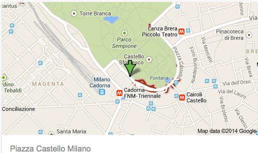 BusinessFinder la sede in Piazza Castello